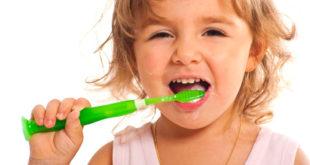 Zahnstein bei Kindern