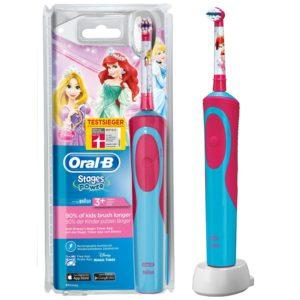 elektrische Zahnbürste Oral-B Stages Power Akku Prinzessin