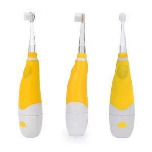 SEAGO Säugling Zahnbürste vor weissem Hintergrund