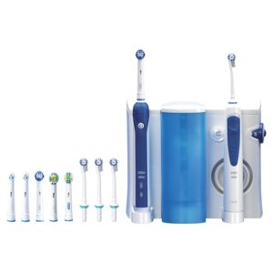 Oral-B Professional Care Center 3000 auf weissem Grund